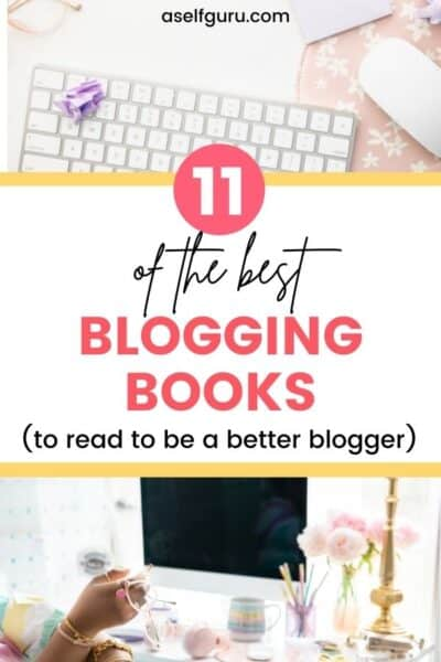 best books on blogging pin with keyboard, monitor accessories